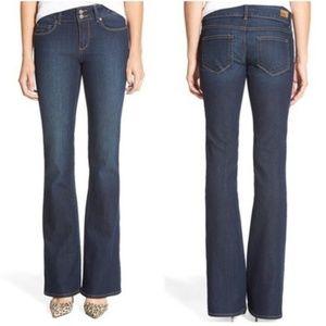 Paige Hidden Hills Boot Cut Jeans